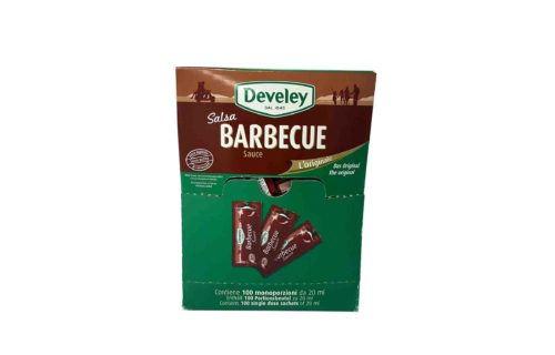salsa barbecue develey