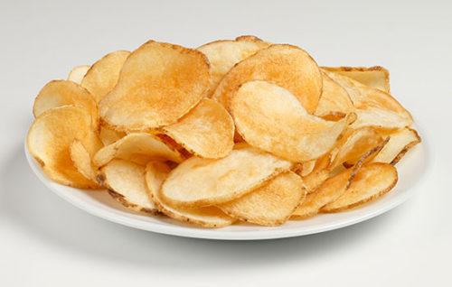 LAMB crispy chips