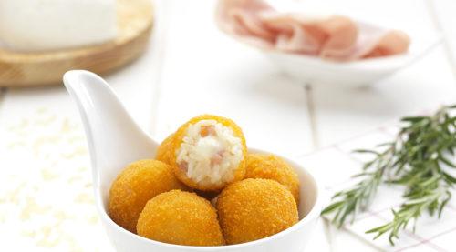 RISPO_Arancino-bianco-prosciutto-mozzarella