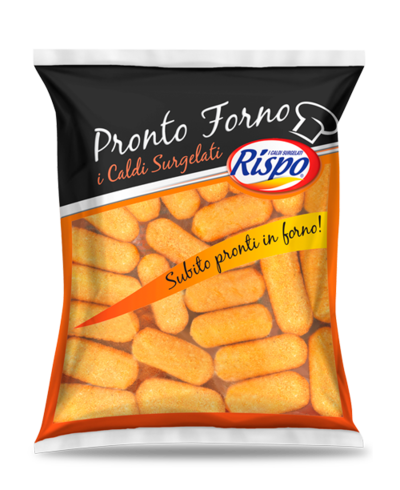 RISPO prontoforno crocche-patate